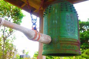 青銅の釣鐘