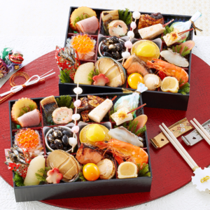 京都御所南京料理「やまの」珠天箱