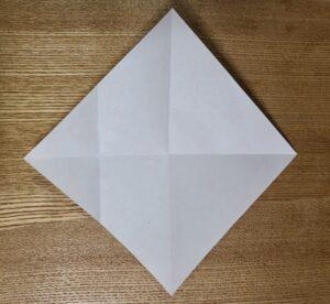 一枚の千代紙
